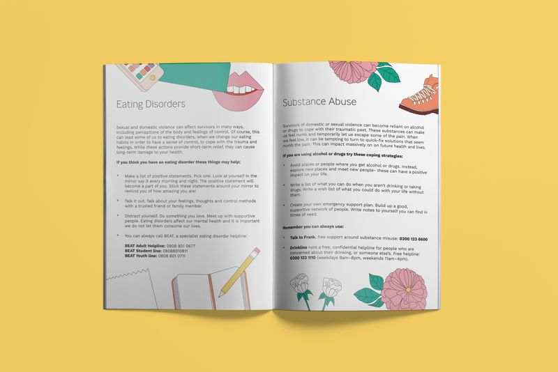 Roisin Ross x The PEACH Diaries: My Little Book of Coping Methods