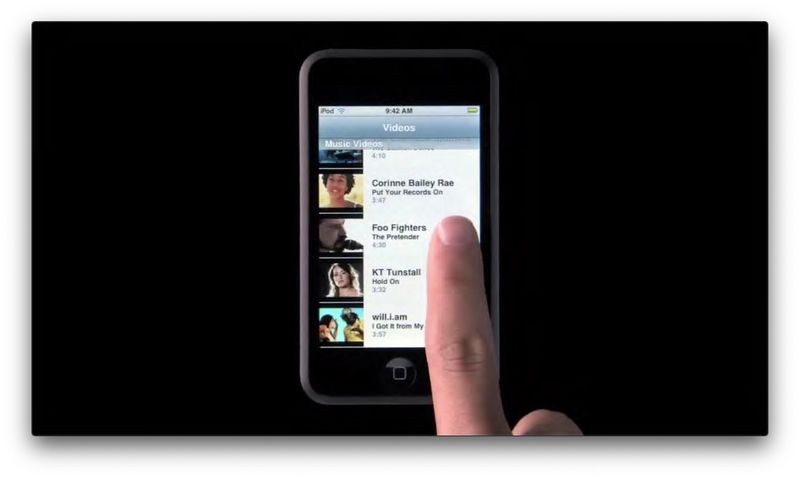 iPod touch TVC
