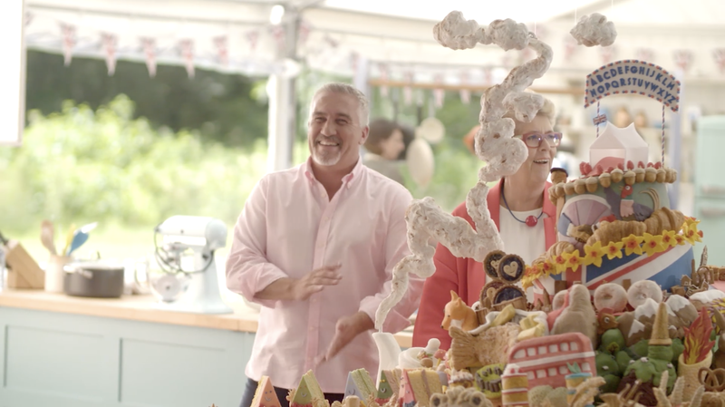 'Great British Bake Off' - Behind the Scenes