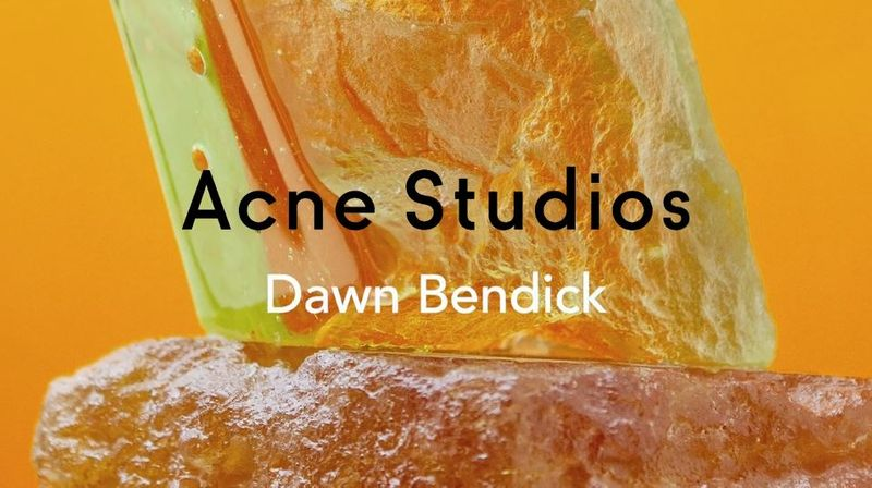 Dawn Bendick - Acne Studios