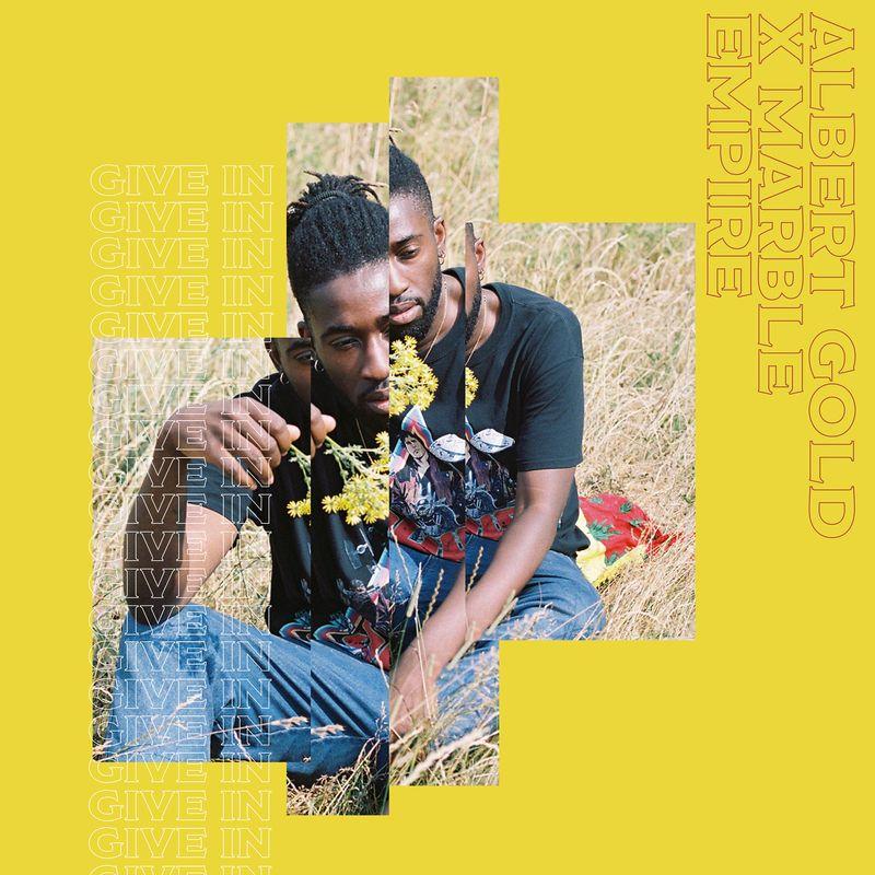 Album cover - Albert Gold