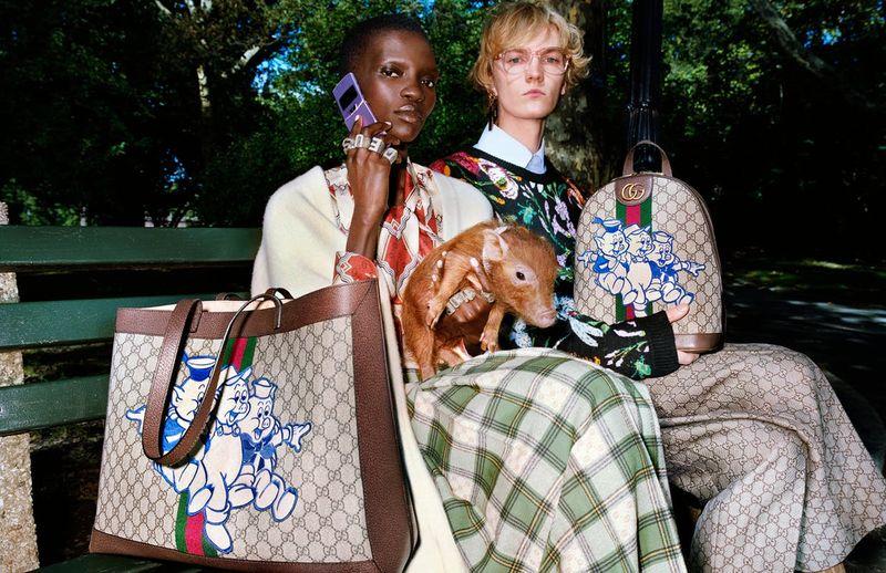 Gucci CNY 19 Campaign