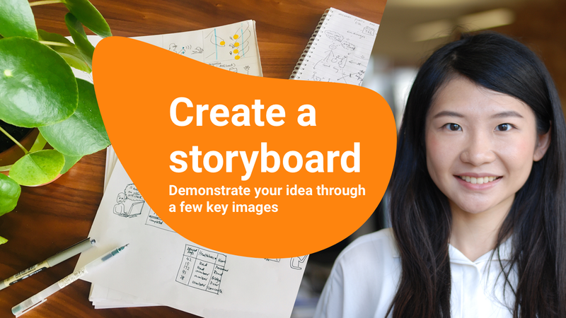 How to Create a Storyboard: Bring Your Product/Service Concept to Life in 20 minutes