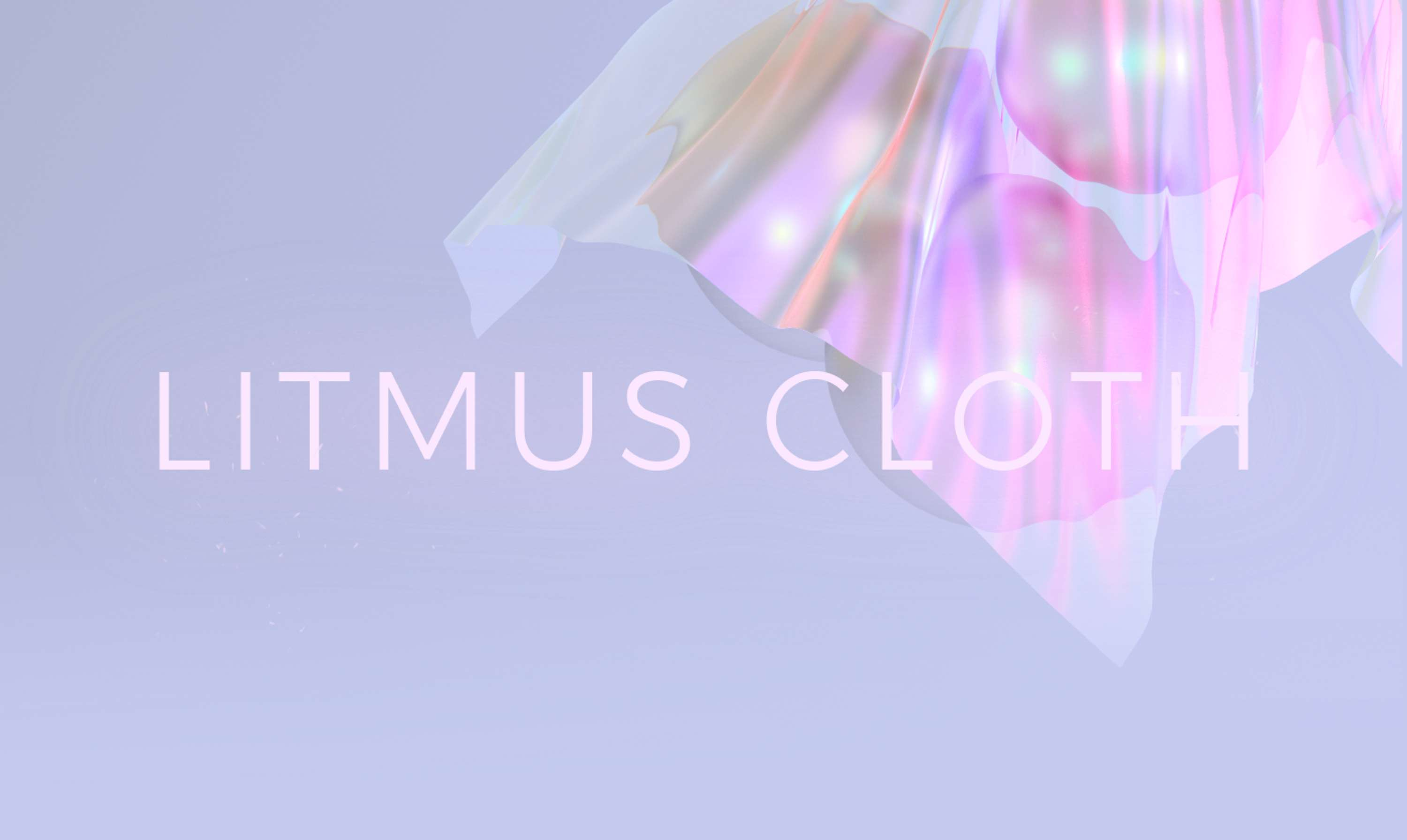LITMUS CLOTH | The Dots