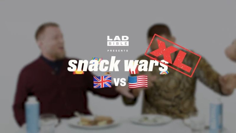 LADbible Snack Wars