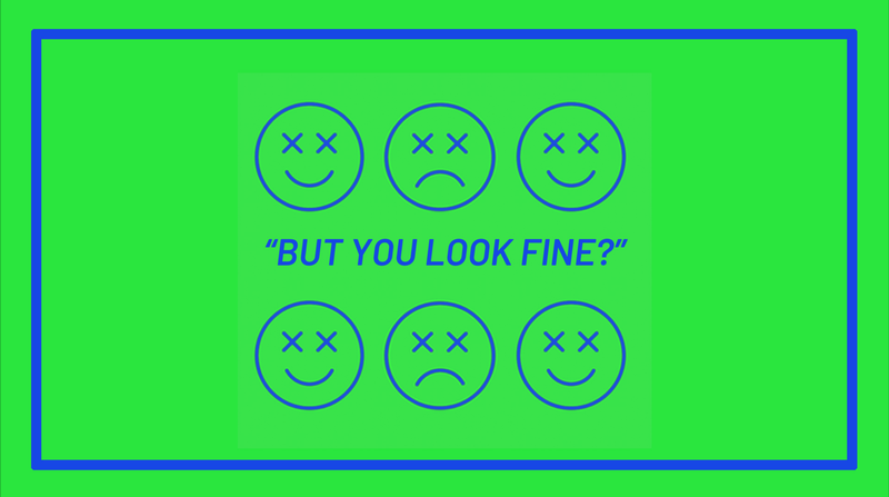 """BUT YOU LOOK FINE?"" Mental Health Awareness Exhibition"