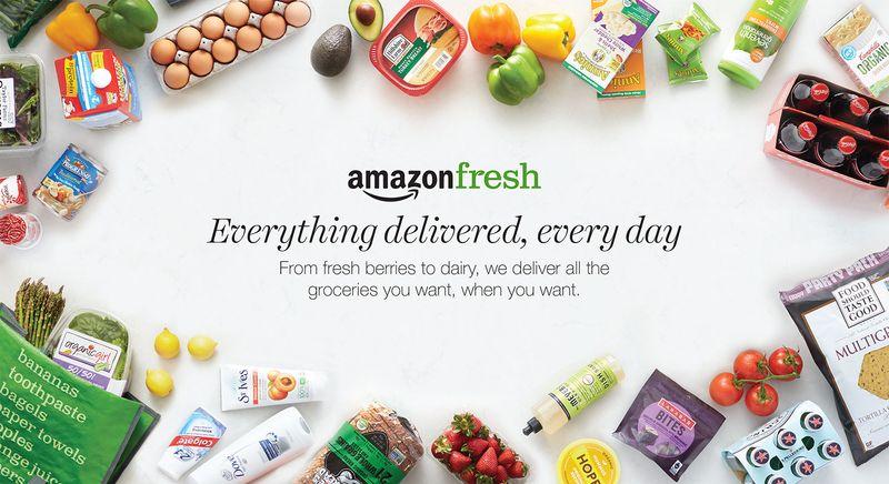 AmazonFresh Brand Identity