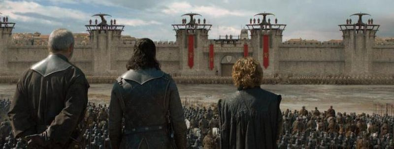 Mixed Reviews of the Final Season of Game of Thrones