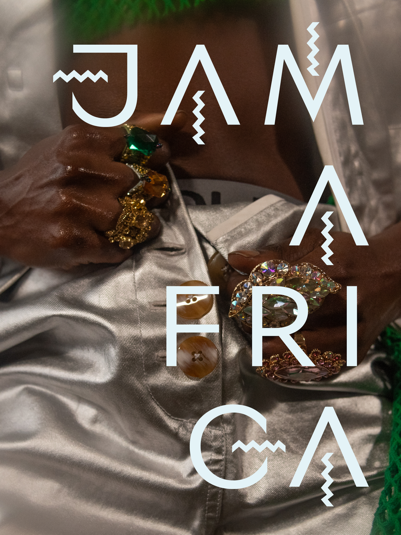 JAMAFRICA for IRK Magazine