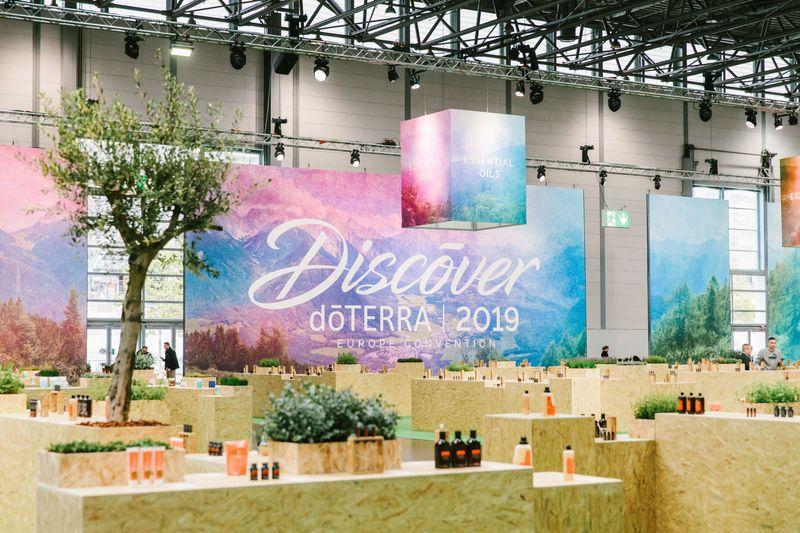 Wonderland UK - dōTERRA Discover 2019 Europe Conference