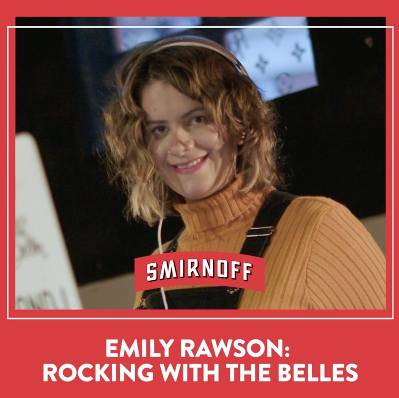 Smirnoff - Equalising Music - Emily Rawson