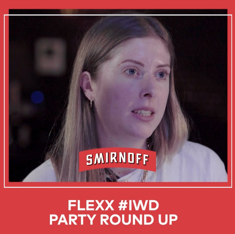 Smirnoff - Equalising Music -  Flexx