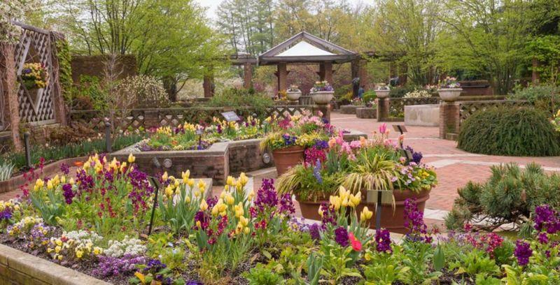 Chicago Botanic Gardens – Fun Summer Events
