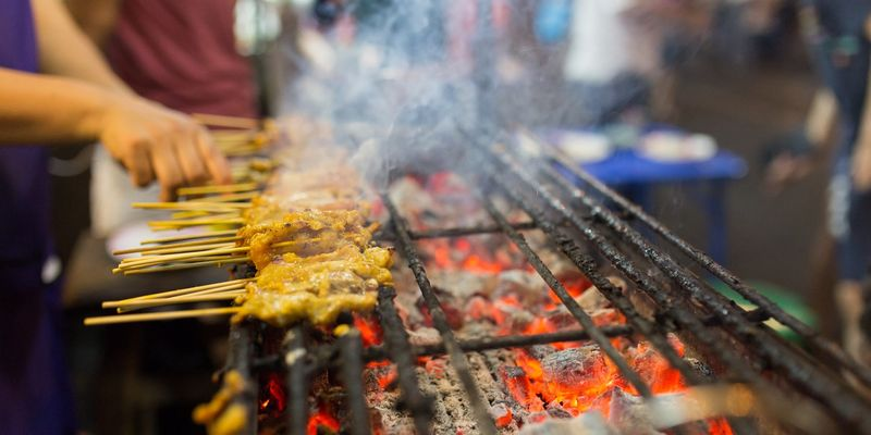 BBQ Feature: Great British Chefs