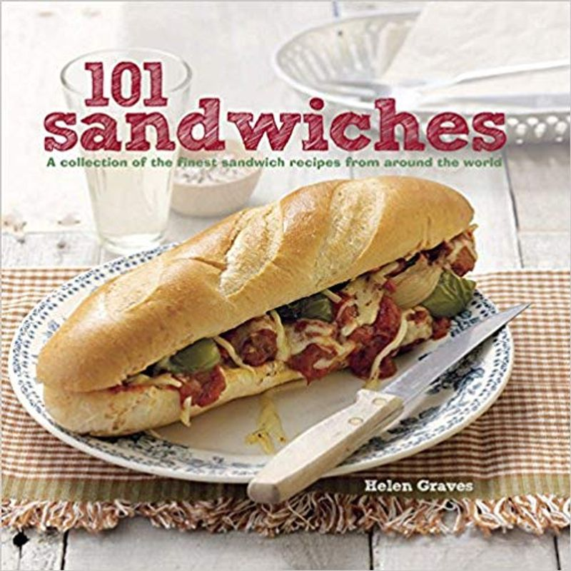 Book: 101 Sandwiches