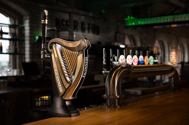 Guinness Taps