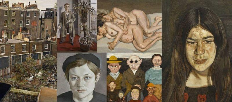Lucian Freud's Work Through the Decades