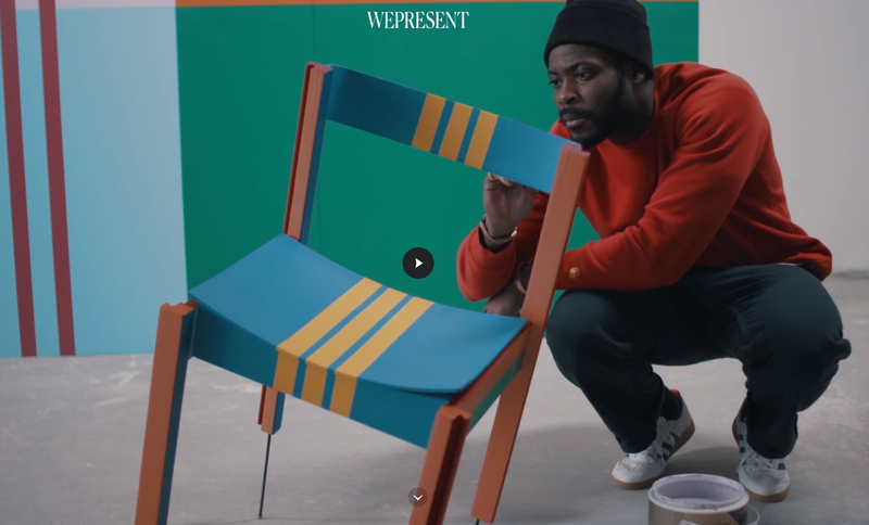 An Intro to WeTransfer's 'WePresent' - A platform dedicated to telling unexpected stories about creativity