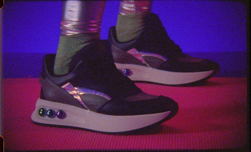 #NKWorkIt, Nicholas Kirkwood Sneaker Launch
