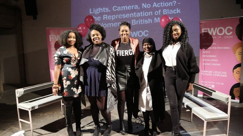 FWOC Presents: Lights, Camera, Action - The Representation of Black Women in Media