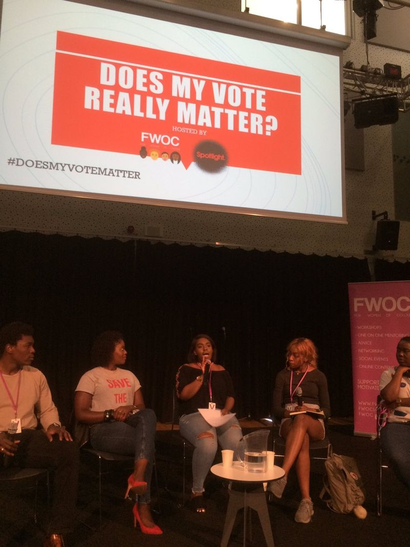 FWOC x We Are Spotlight: Does My Vote Really Matter?