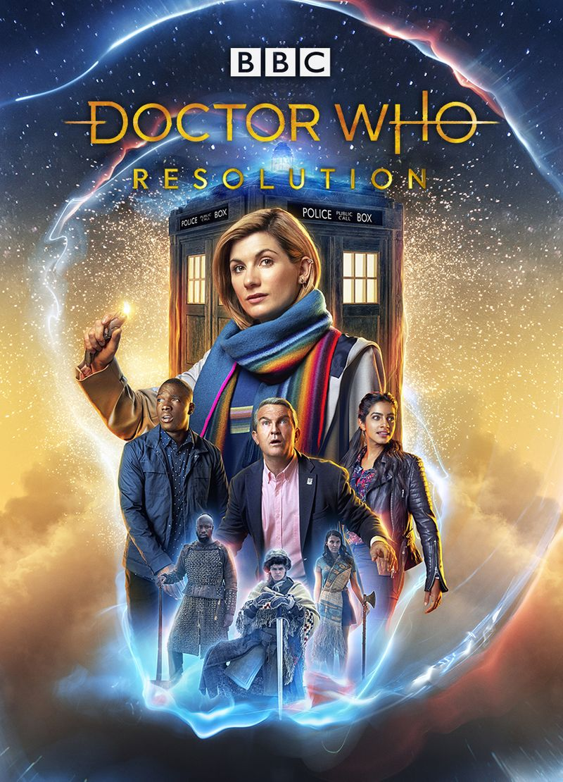 Doctor Who Festive Special Campaign 2019: Resolution