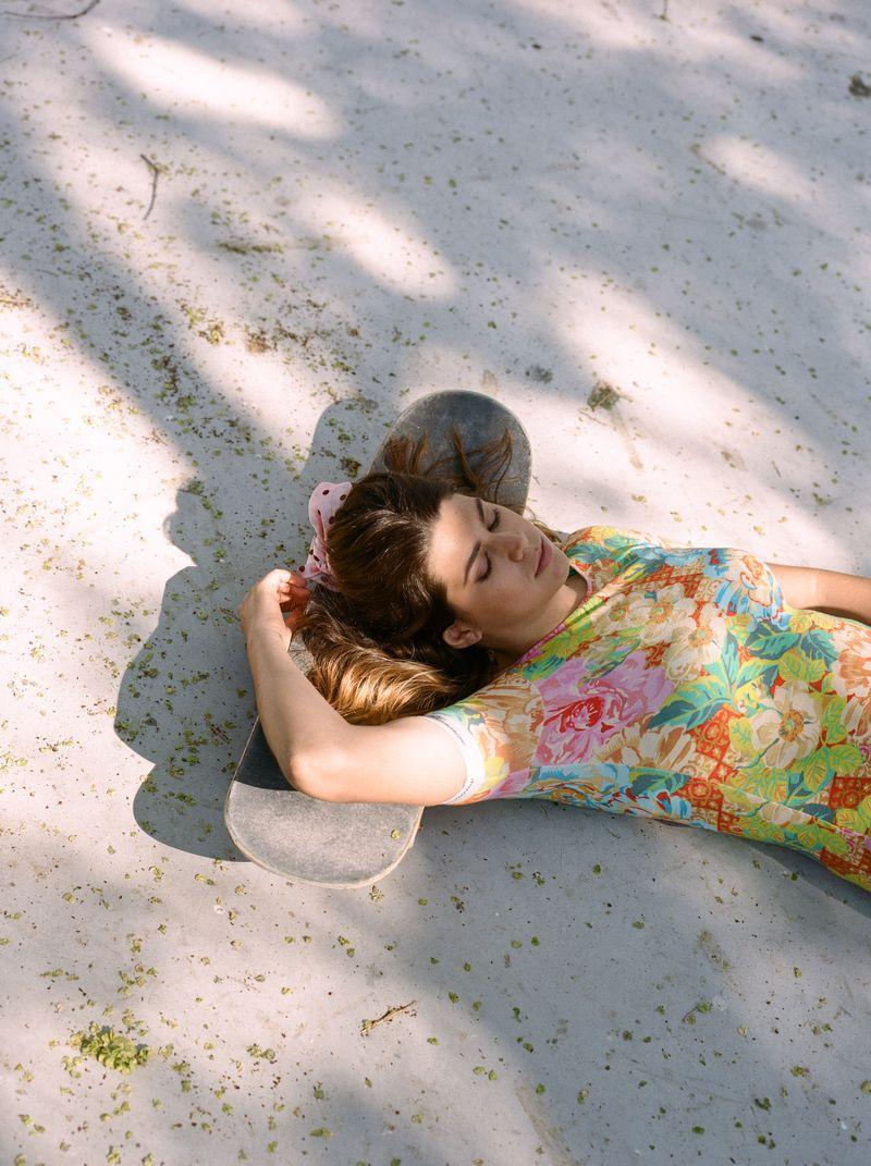 Andrea Benitez for Vogue.es