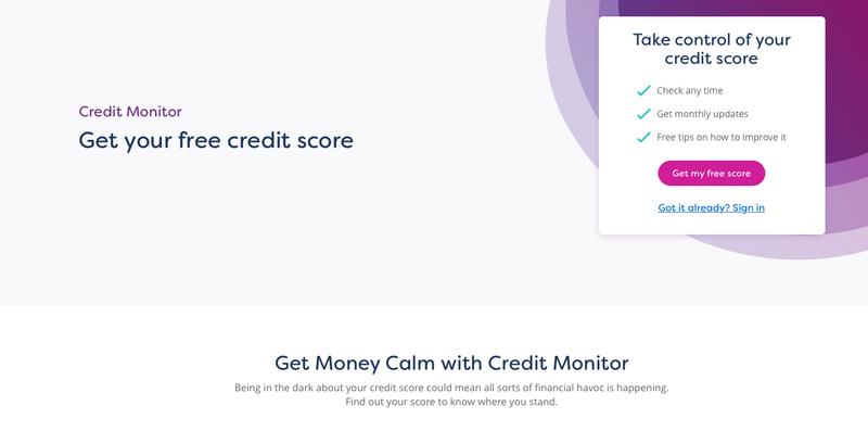 Credit Monitor