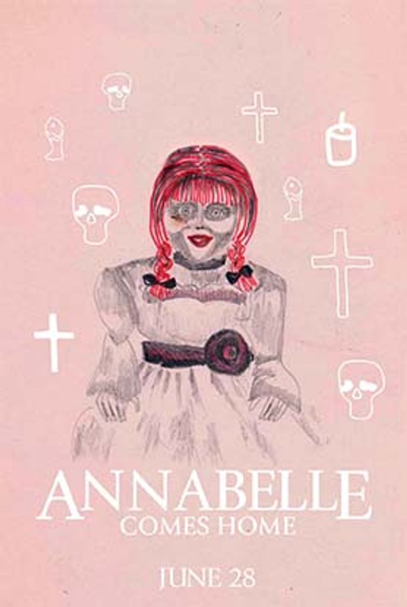 Anabelle movie