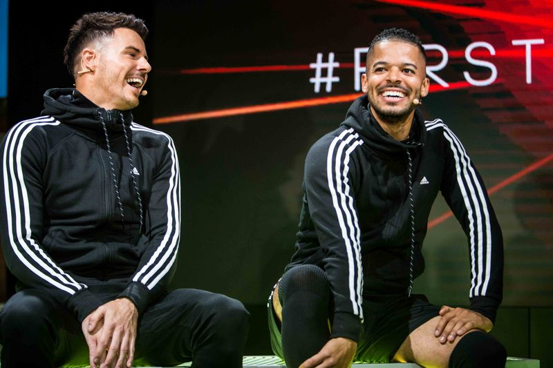 F2 Freestylers adidas Live Show