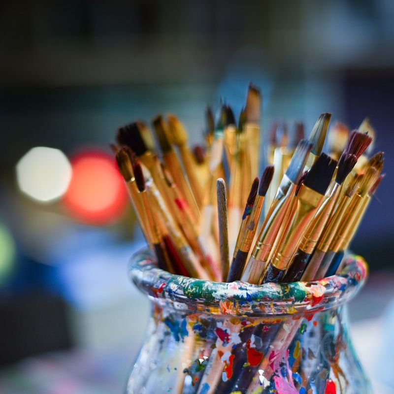 Create an artwork to be displayed at this year's Bloomsbury Festival