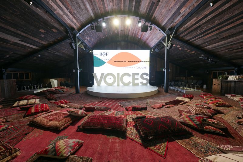 The Business of Fashion: VOICES Conference