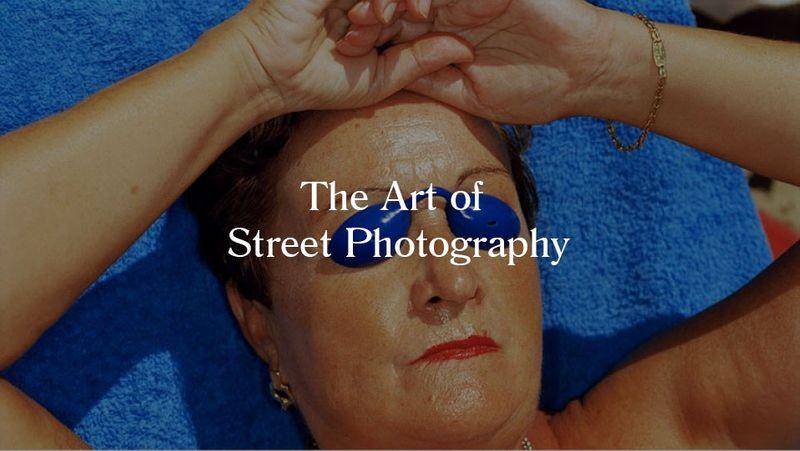 Magnum Photos, The Art of Street Photography