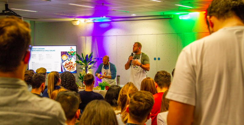 Insync Events: Google x James Haskell