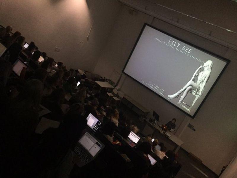 Manchester Met University: Guest Lecture