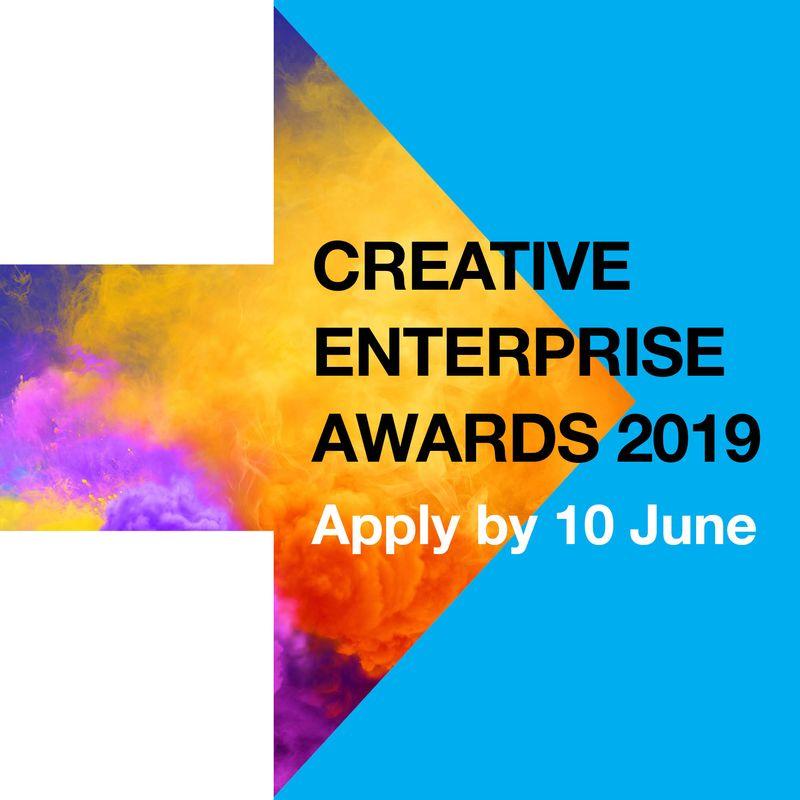 Creative Enterprise Awards 2019