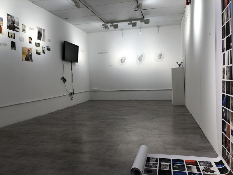 'Prompt' Exhibition (2019)