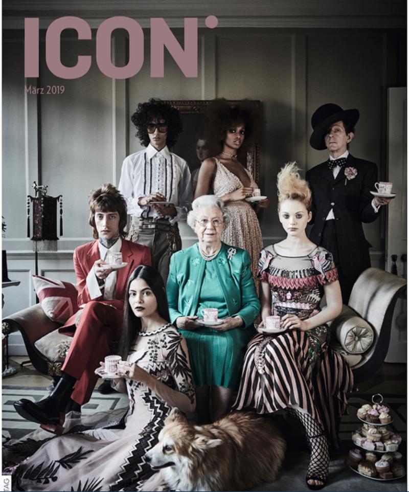 Icon Magazine The 'British' Issue