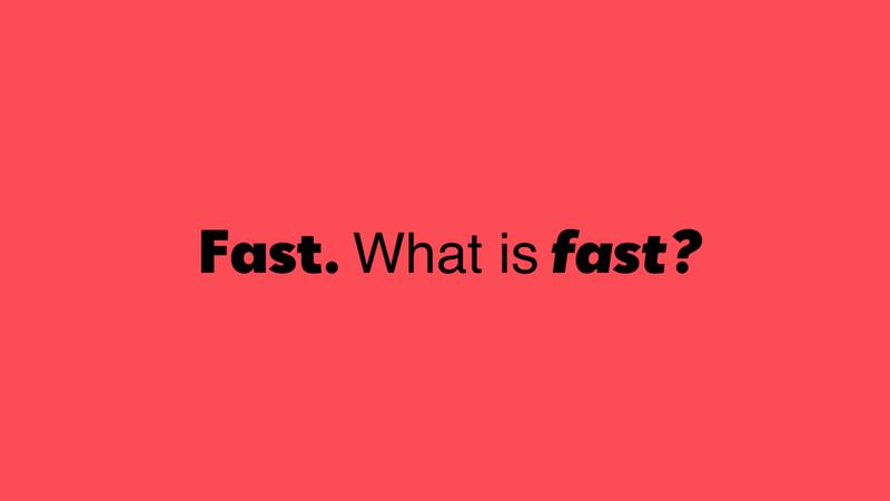 Seat - Fast Lane