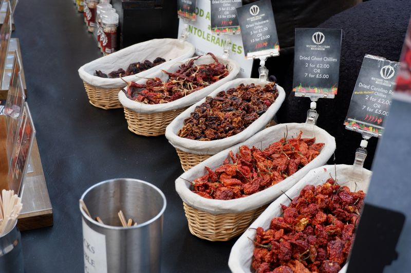 PA E-Portfolio: The food festival spicing things up in the Big Smoke