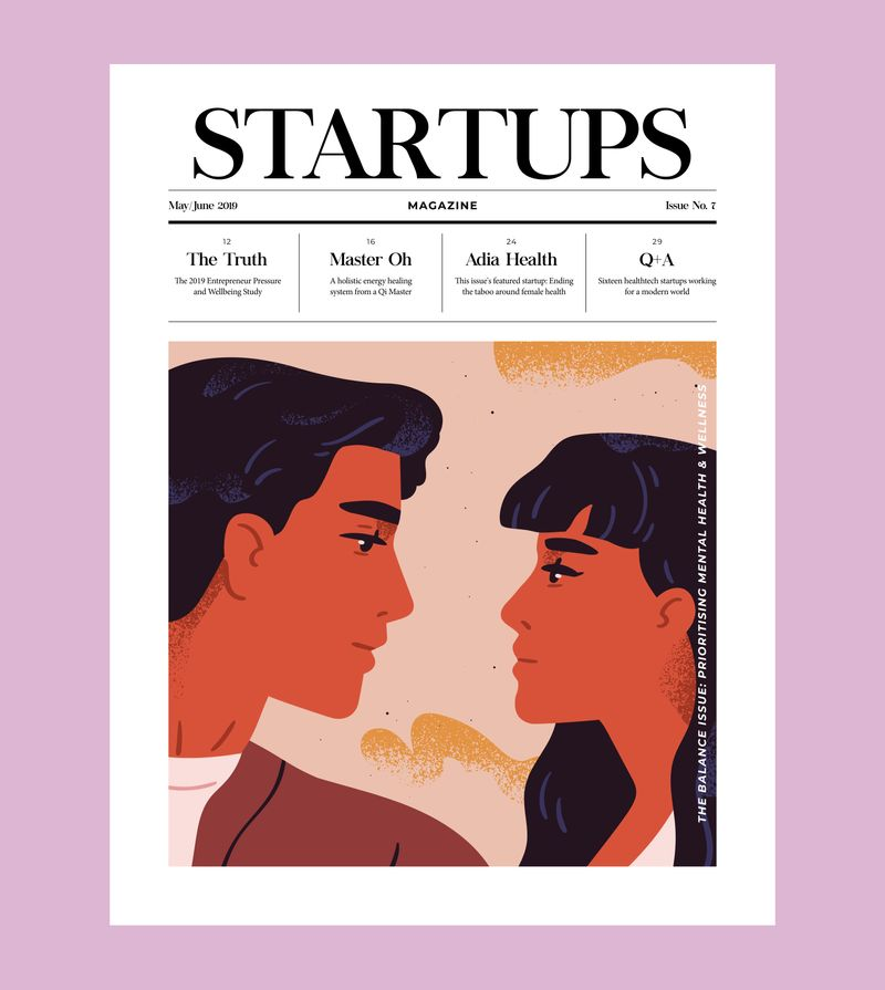 Startups Magazine No.7