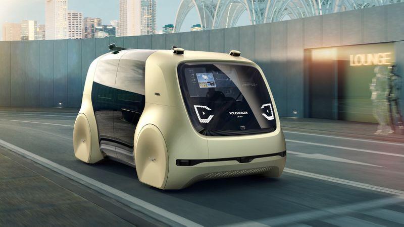 VW SEDRIC Interface Scenarios