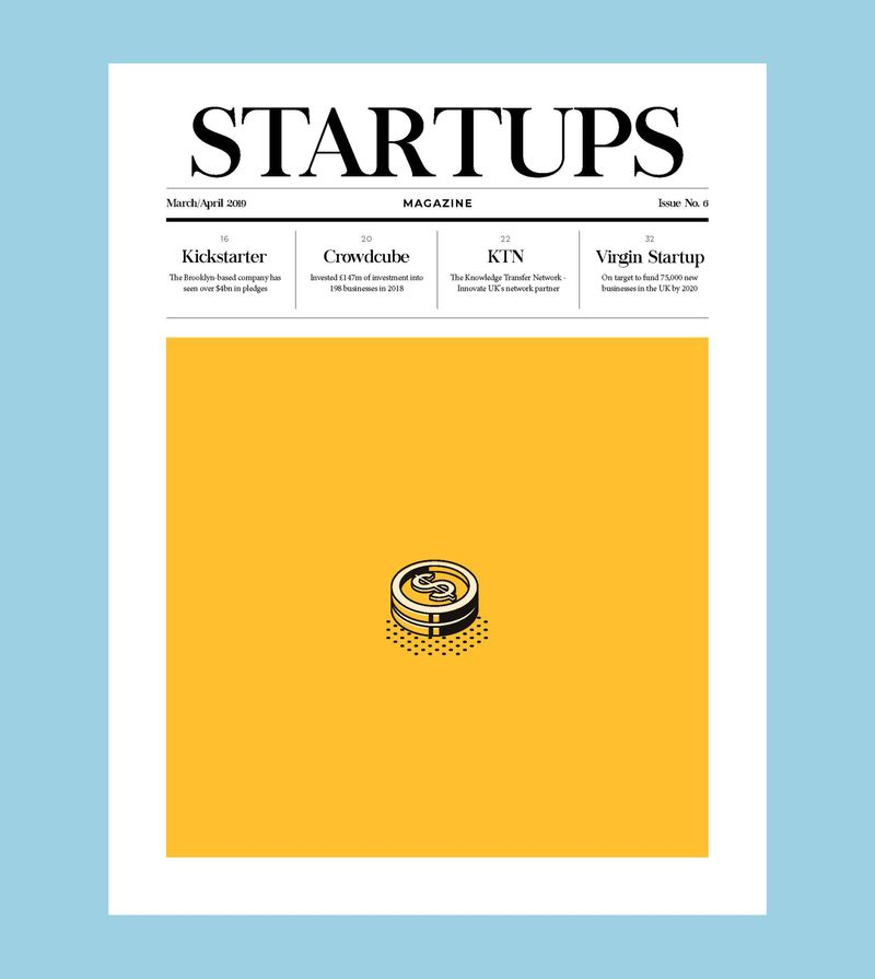 Startups Magazine No.6