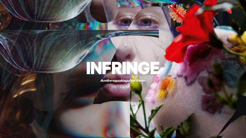 INFRINGE Magazine - Launch visuals