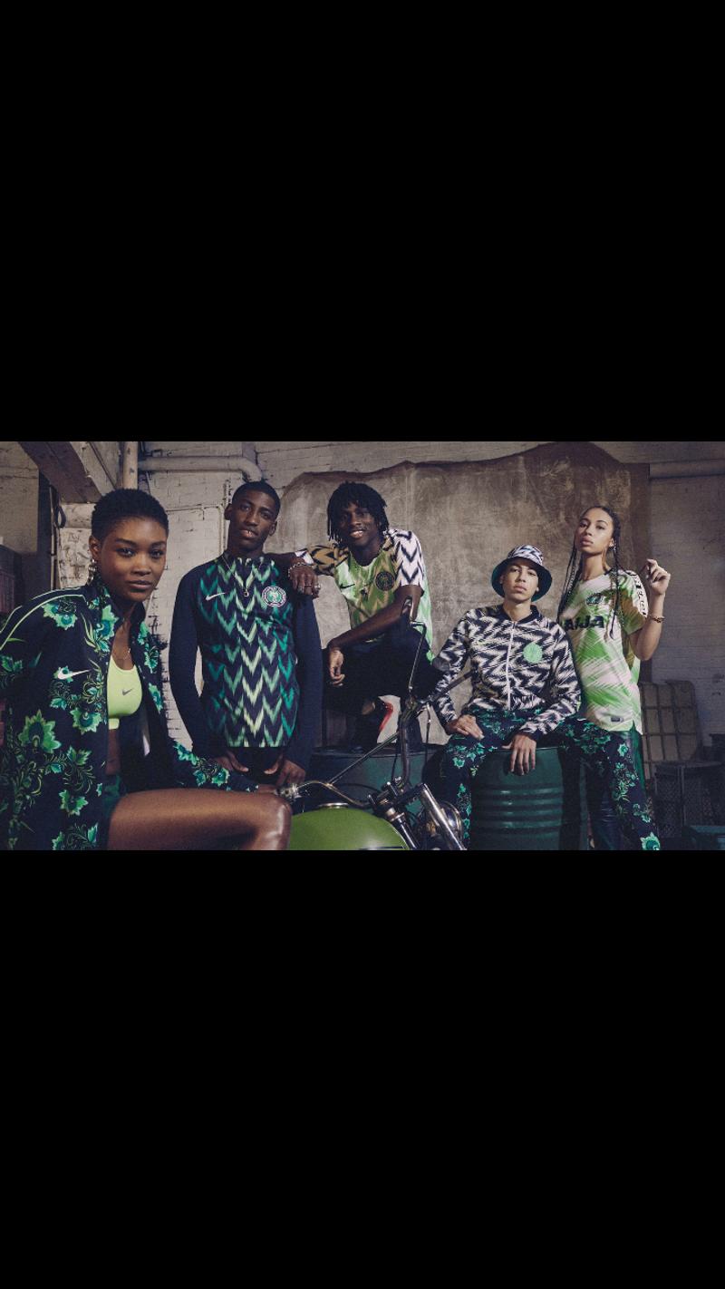 Nike Naija Campaign