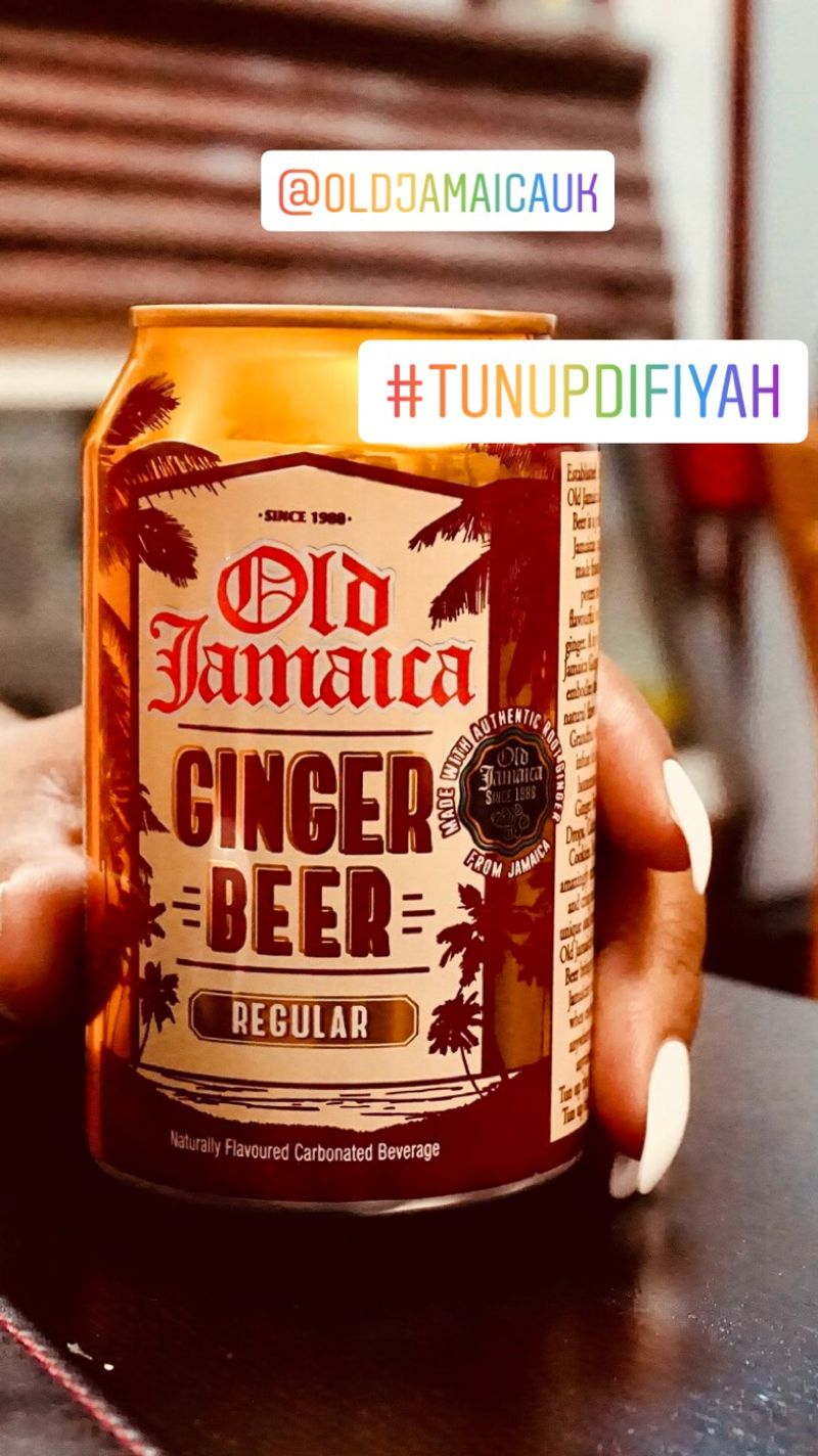 Old Jamaica #TunUpDiFiyah