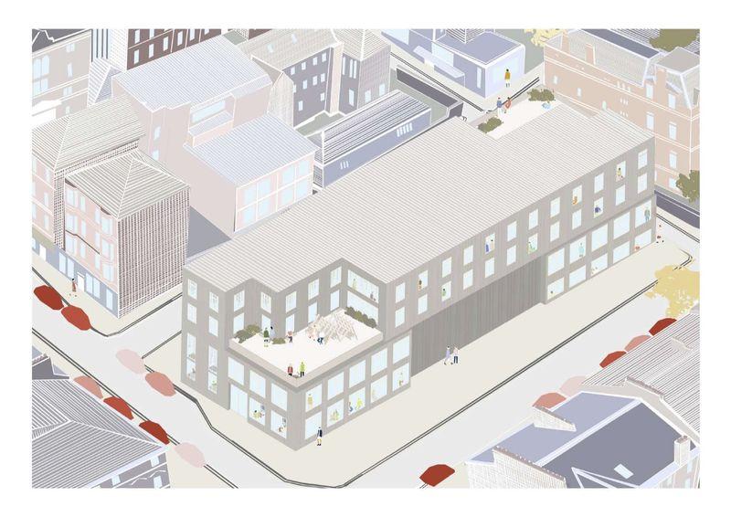 University of Architecture Proposal