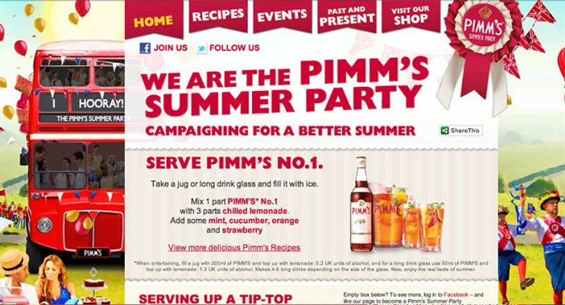 Pimm's - Diageo
