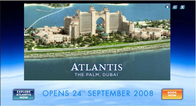 Atlantis The Palm - Saatchi & Saatchi
