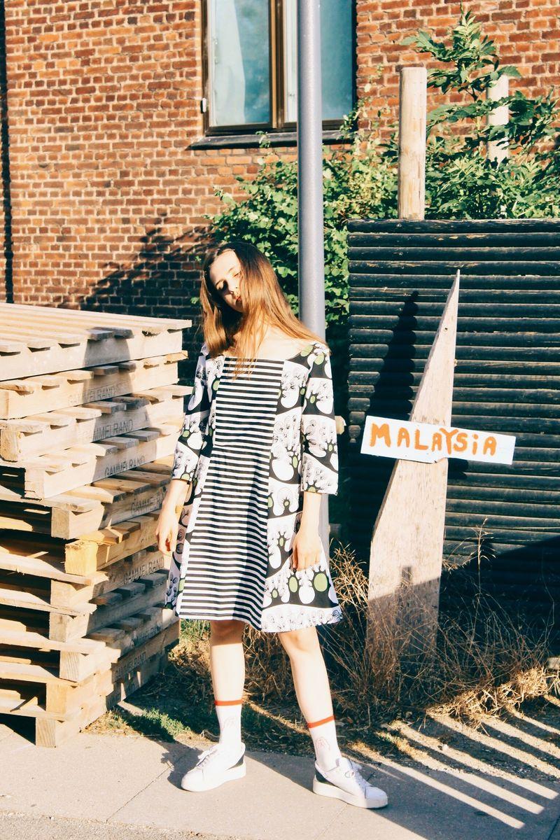 Heavyweight Garden Dress